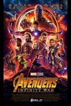Avengers Infinity War 2018-
